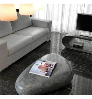 Couchtisch 74 x 123 cm - Grau