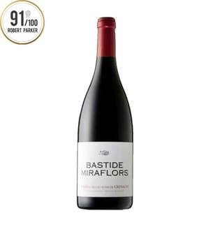 Bastide Miraflors Côtes du Roussillon AOP 2018