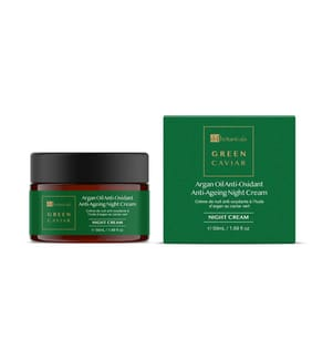 Anti-Aging Nachtcreme Green Caviar - 50 ml