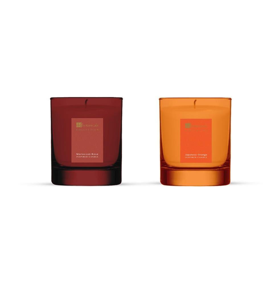 2 er-Set Duftkerzen  Inspired Candle