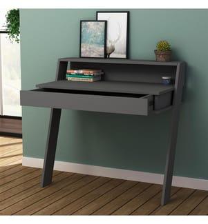 Schreibtisch - Anthrazit