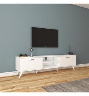 TV-Möbel A9 - Weiss