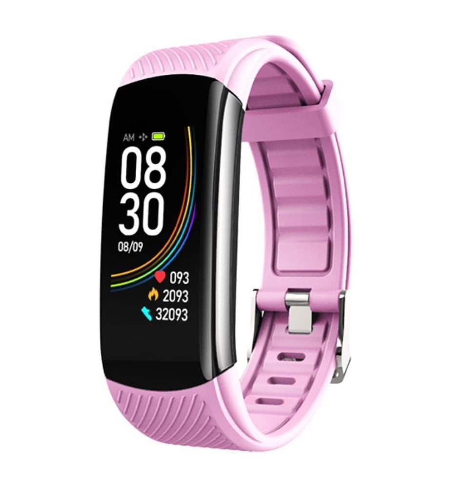 INKASUS - Fitness Smart-Armband, Evolutive Edition, Rosa
