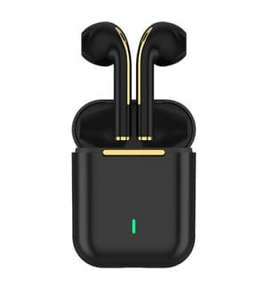 INKASUS - Bluetooth 5.0 In-Ear-Kopfhörer, Mira Edition, Schwarz