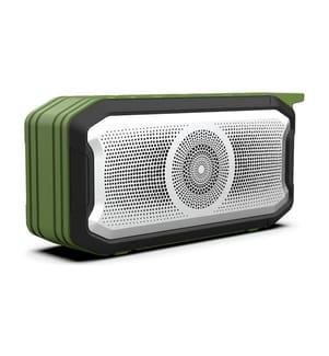 INKASUS - 5W Wasserdichter Bluetooth-Lautsprecher, Army