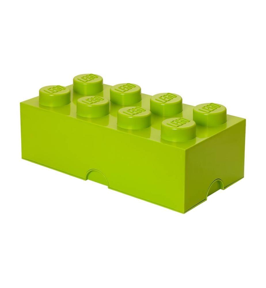 LEGO - Baustein-Aufbewahrungsbox 8 - Hellgrün