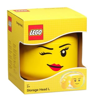 LEGO - Baustein-Aufbewahrungsbox (Large) Winky - Gelb