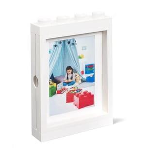 LEGO - Fotorahmen - Weiss