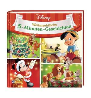 Disney Klassiker: Weihnachtliche 5-Minuten-Geschichten