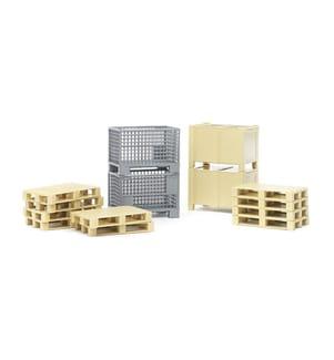 BRUDER - Logistik-Set, Profi-Serie
