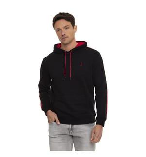 SIR RAYMOND TAILOR - Pullover Marco - Schwarz und Rot