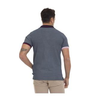 SIR RAYMOND TAILOR - Poloshirt James - Marinblau