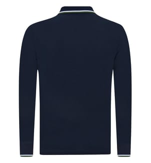 SIR RAYMOND TAILOR - Poloshirt Locarno - Marinblau