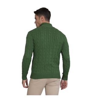 SIR RAYMOND TAILOR - Pullover Vedo - Grün