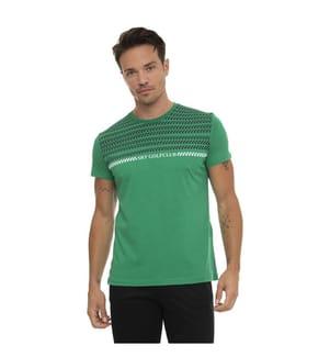 SIR RAYMOND TAILOR - T-Shirt Ibai - Grün