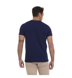 SIR RAYMOND TAILOR - T-Shirt Jan - Marinblau
