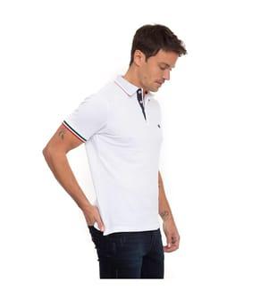SIR RAYMOND TAILOR - Poloshirt Franco - Weiss