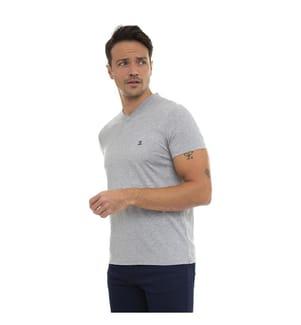 SIR RAYMOND TAILOR - T-Shirt Jan - Hellgrau