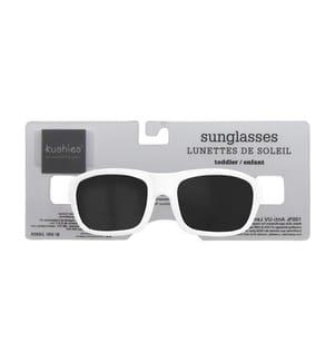 Sonnenbrille Kushies - Weiss und Schwarz