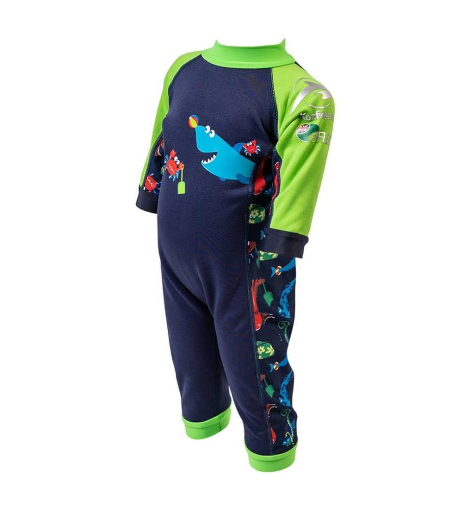 Bisal Combinaison en néoprène e-Flex Splashy Swimsuit Fergal 9-12 Monate