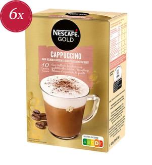 Nescafé Dolce Gusto Cappuccino - 6x 125 g