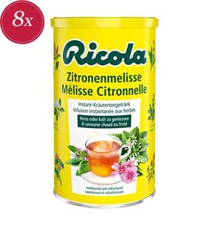 Ricola Zitronenmelisse Tee - 8x 200g