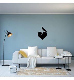 Wanddekoration Music and Heart - 28 x 40 cm