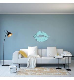 Wanddekoration Kiss - 48 x 33 cm
