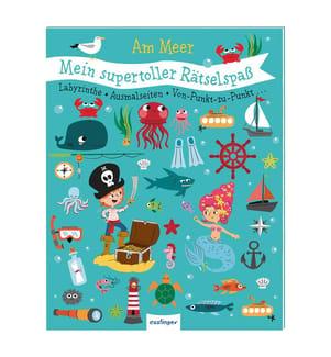 Mein supertoller Rätselspass : Am Meer