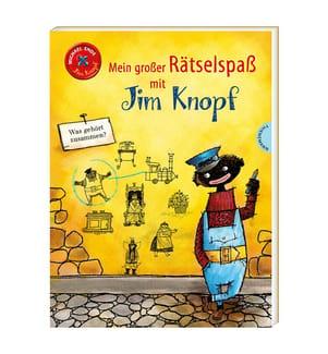 Mein grosser Rätselspass mit Jim Knopf