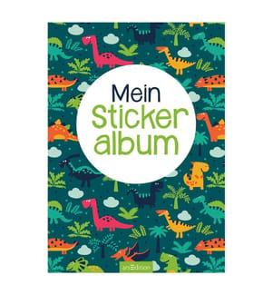 Mein Stickeralbum - Dinos