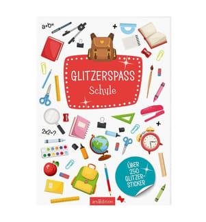 Glitzerspass Schule