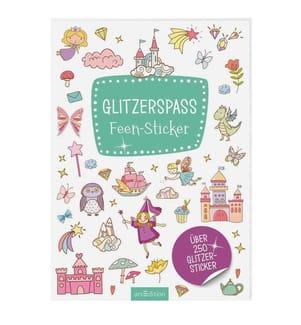 Glitzerspass - Feen-Sticker