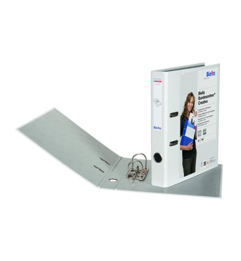 BIELLA - Bundesordner Creative - 4cm