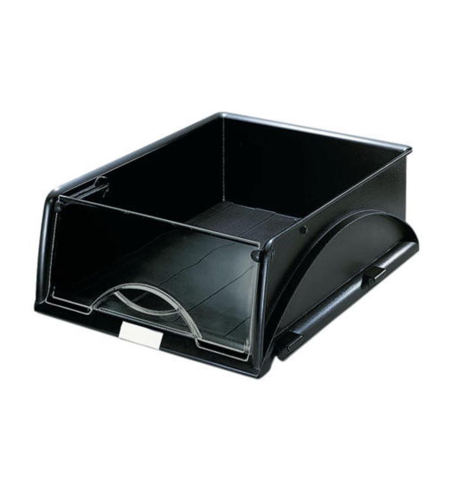 LEITZ - Briefkorb Sorty A4/C4 52310095 schwarz