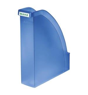 LEITZ - Stehsammler Plus A4 24760034 blau frost