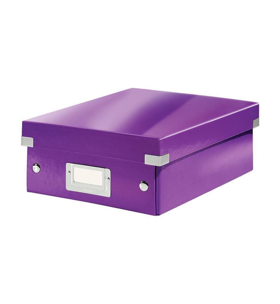 LEITZ - Click&Store Box 220x100x285mm 60570062 violett
