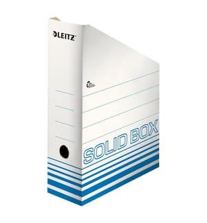 LEITZ - Archiv-Stehsammler Solid A4 46070030 blau