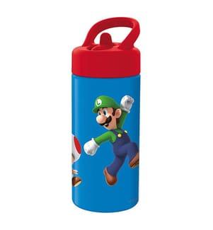 SUPER MARIO - Trinkflasche 410ml