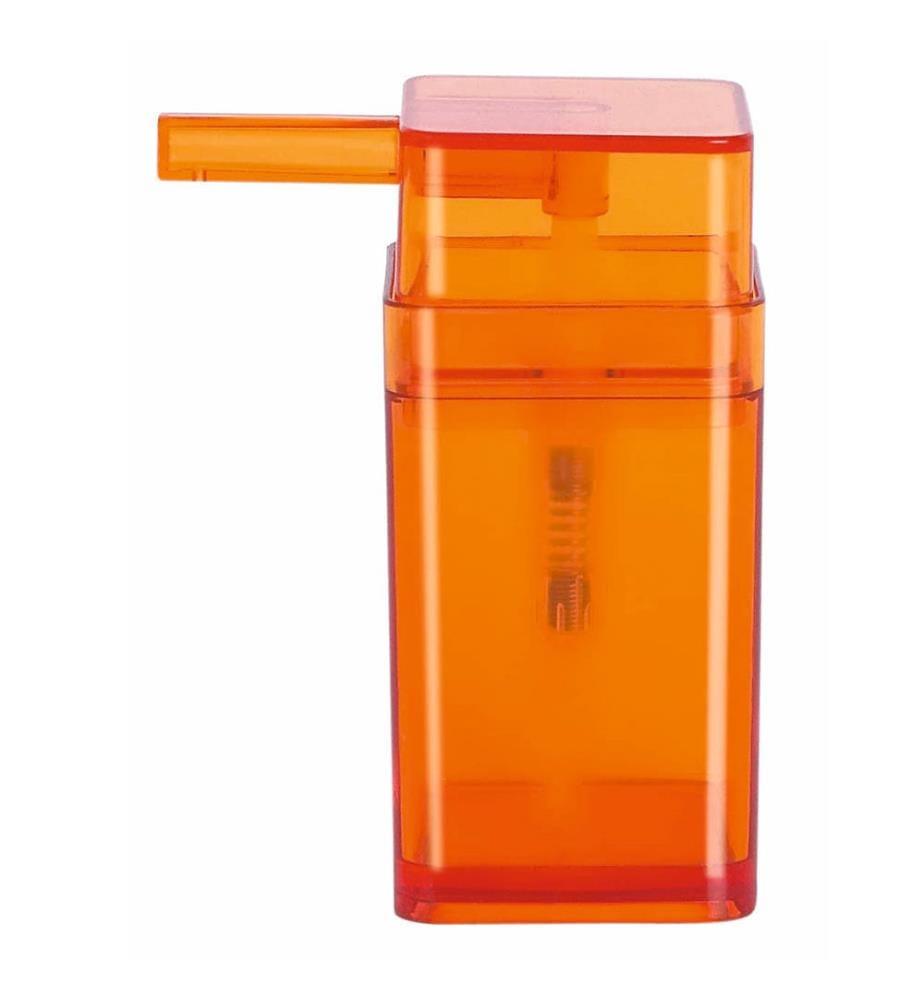 SPIRELLA - Seifenspender Cubo clear - Orange