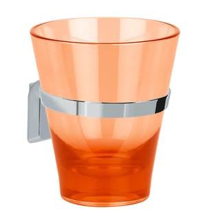 SPIRELLA - Zahnbecher Max-acryl - Orange