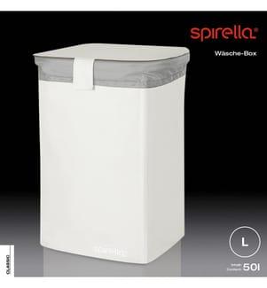 SPIRELLA - Classic-L Wäschekorb