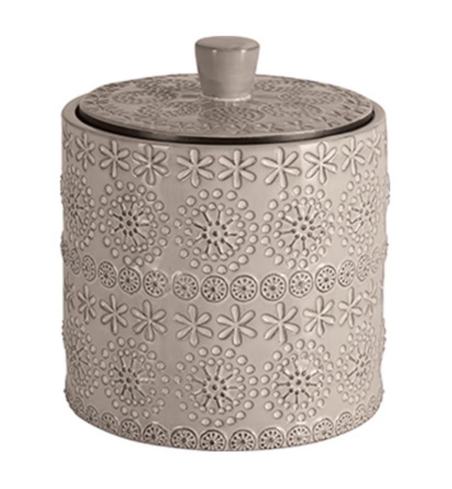SPIRELLA - Beige Relief Baumwolle Box