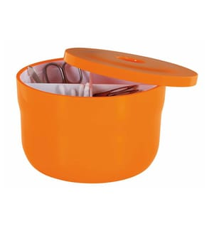 SPIRELLA - Aufbewahrungsbox Cocco - Orange