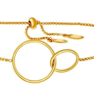 Armband OBAL - Gold