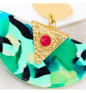 Ohrringe MINARAL - Multicolor