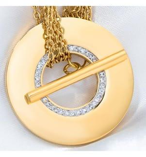 Halskette ARGOS  - Gold