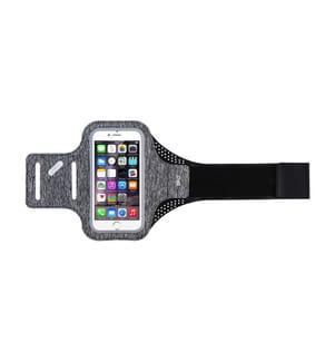 Graues Universal-Sportarmband für Smartphones 4.7'