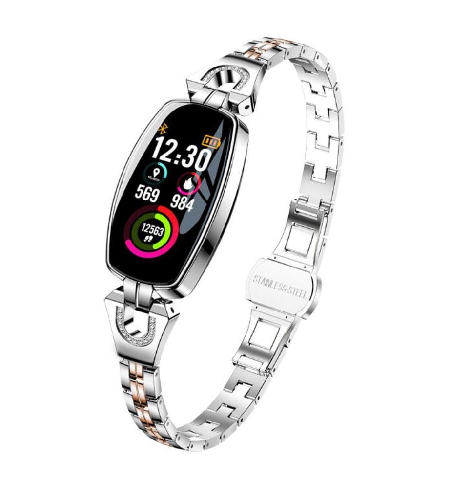 Smartwatch Eko City - Silber