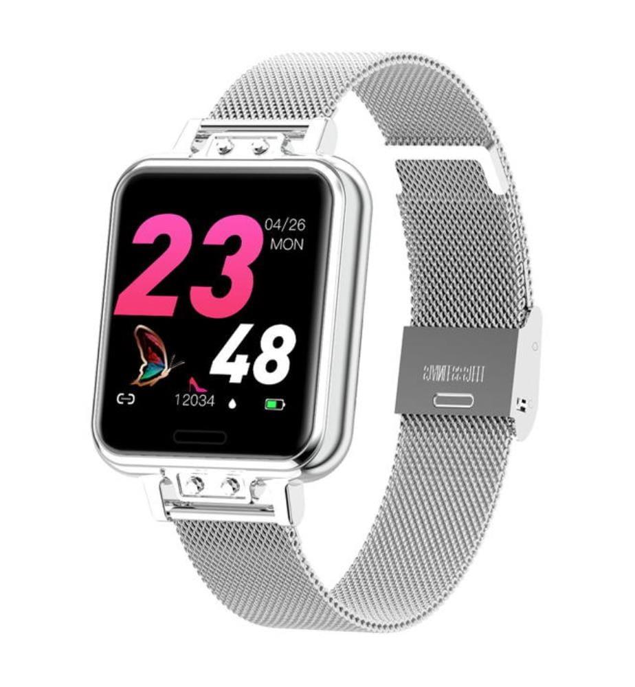 Smartwatch Eko Facility - Silber